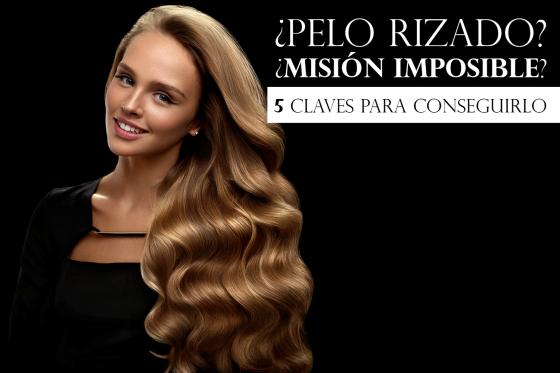 Como conseguir un pelo rizado más duradero