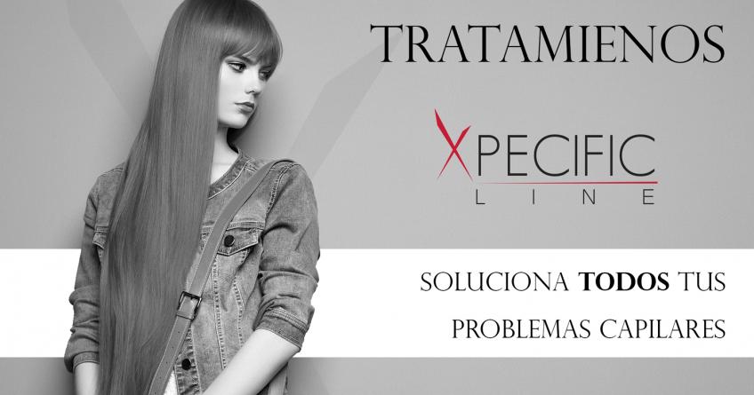 Tratamientos para tu cabello – Linea XPECIFIC